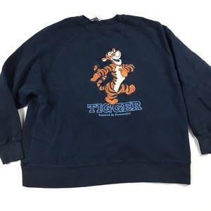 Disney Tigger Crewneck Sweatshirt